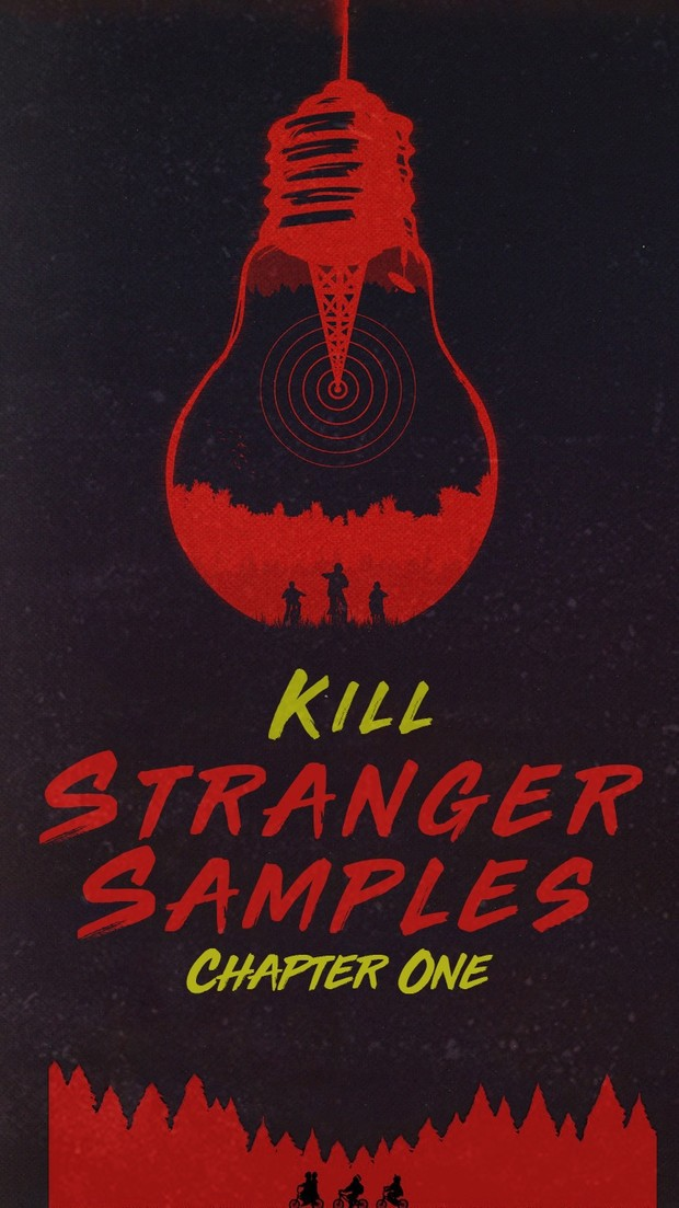 Kill - Stranger Samples (Chapter One)