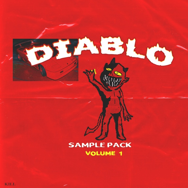 Kill - DIABLO (Sample Pack Vol. 1)