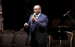 Oakwood Alumni Weekend  2018  Sermon