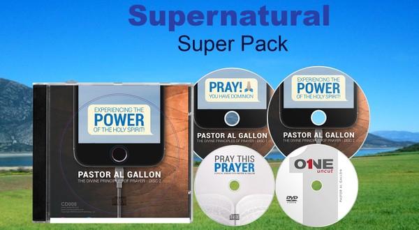 Supernatural Super Pack