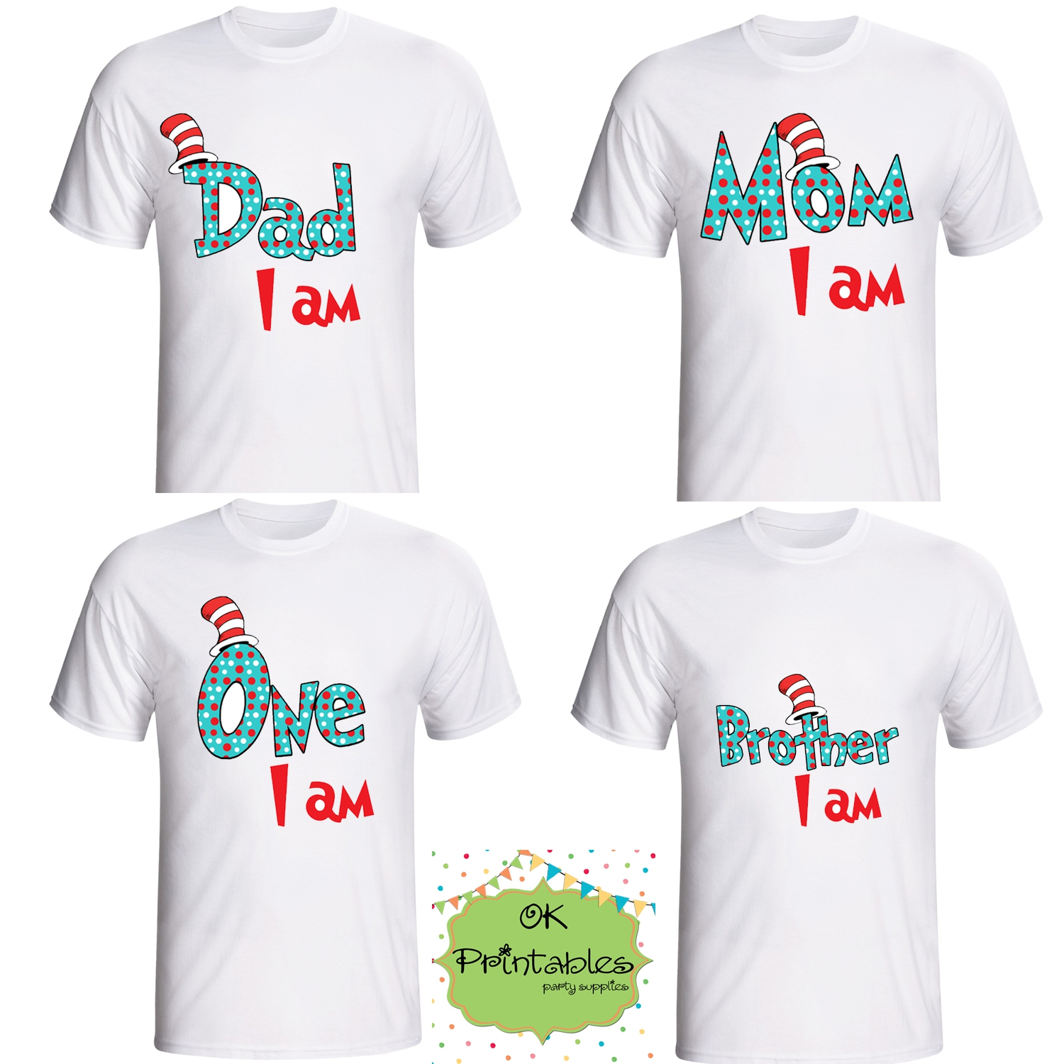 graphic relating to Printable Iron on referred to as Father I Am, Mother I Am, Just one I Am, BROTHER I Am- Printable Iron Upon - Do it yourself Disney Blouse - Iron Upon Move