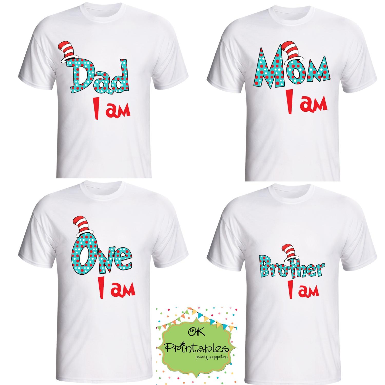 photo about Printable Iron on identify Father I Am, Mother I Am, Just one I Am, BROTHER I Am- Printable Iron Upon - Do it yourself Disney Blouse - Iron Upon Go