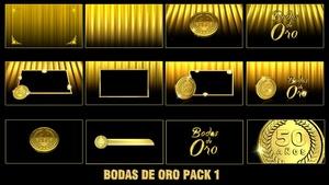 Bodas de Oro - Pack 1