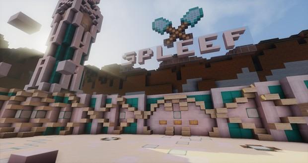 Small Minigames Lobby