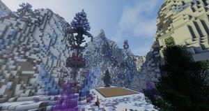 Prison Mine - Snowy