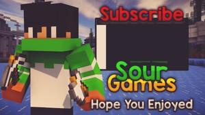 YouTube Outro