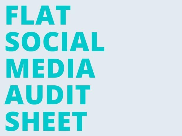 Flat Social Media Audit
