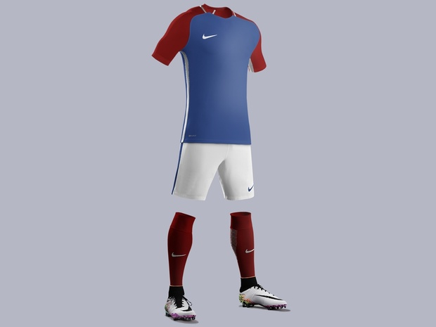 Football Kit Mockup Psd Hd Template Full Editable Mod