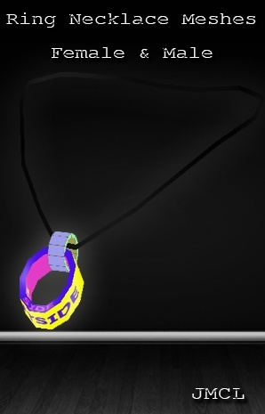 Ring Necklace Meshes