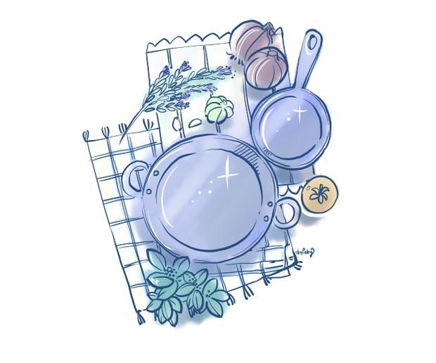 Dream Frying Pan