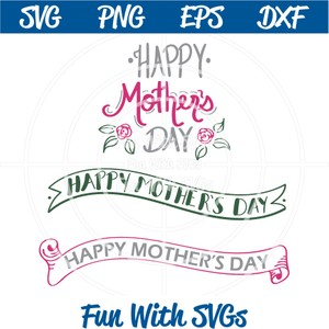 Mother's Day SVGs