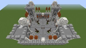 100x100 Gothic Themed Spawn