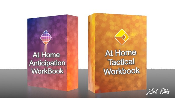 At Home Workbook, Anticipation & Tactical