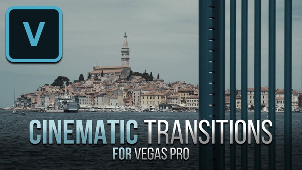 Sony Vegas CINEMATIC TRANSITION PACK by theletterisb