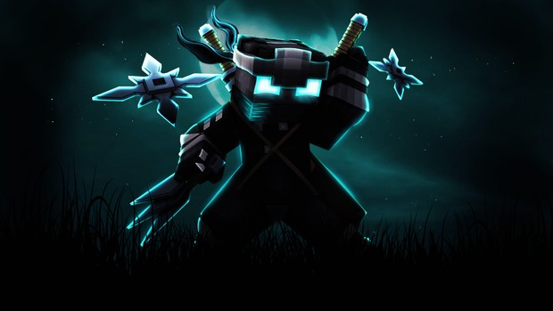 1 Minecraft Wallpaper