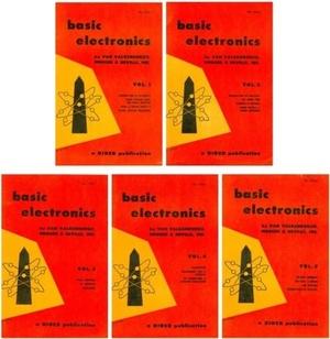 BASIC ELECTRONICS Vol. 1-5 - Rider Publication - 1955