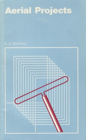 AERIAL PROJECTS by R.A. Penfold - Ham Radio Vintage Antenna Book