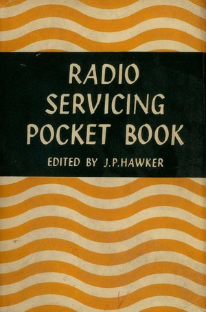 Radio Servicing Pocket Book - 1962 - Vintage Repair Book