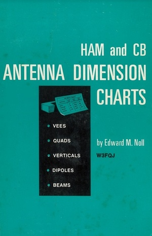 Ham and CB Antenna Dimension Charts - For Builders