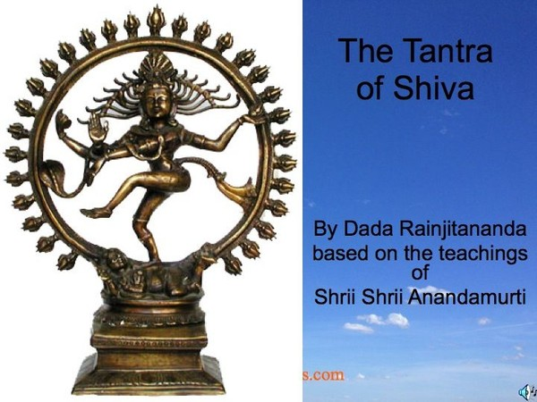 The Tantra of Shiva