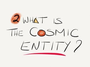 AM Yoga Philosophy 2 - What is the Cosmic Entity