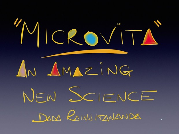 Micro vita 1/4 - An Amazing New Science