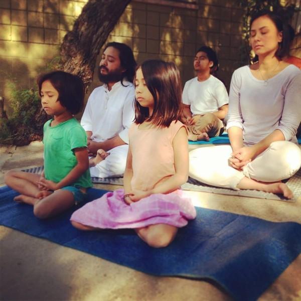8--Fold Yoga - Astaunga Yoga