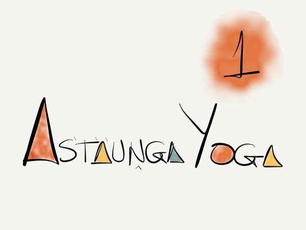 1-Astaunga Yoga Course - Class 1