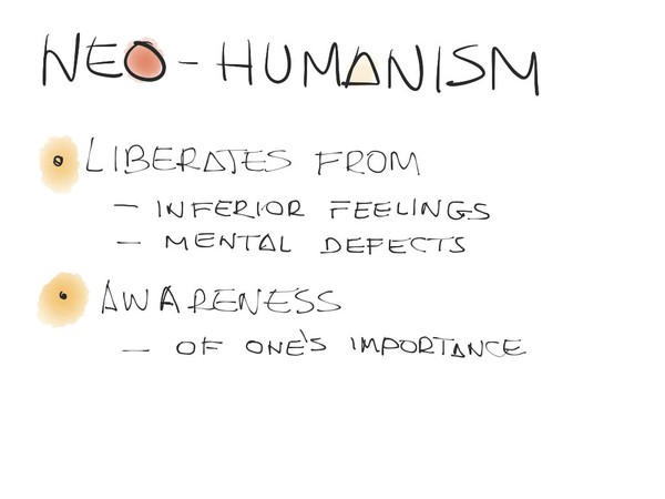 Neo-Humanism Part 3/3