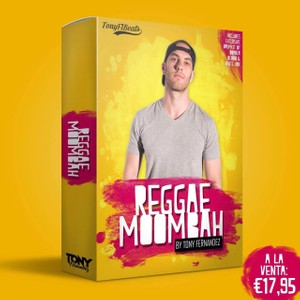Reggaeton & Moombahton Sounds 2018 by Tony Fernandez