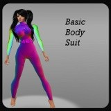 Basic Body Suit F