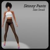 Skinny Pants F