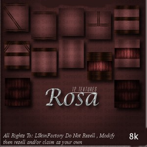 Rosa Room Texture