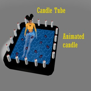 Candle Tube