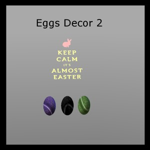 Eggs Decor 2