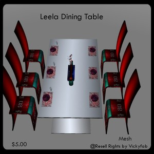 Leela Dining Table