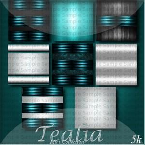 Tealia Room Texture