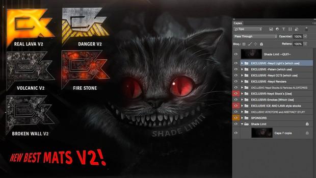 SHADE LIMIT PACK+Neyd best mats V2