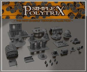 SimplePolytrix Kickstarter Collection + 2 Kits
