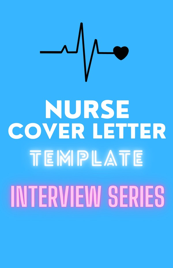 NURSE COVER LETTER TEMPLATE ♡