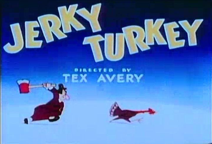 Jerky Turkey Cartoon 1945 Mpeg4