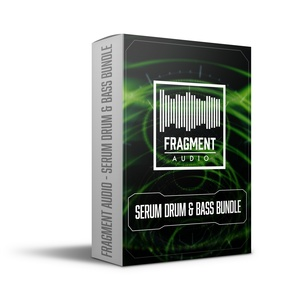 Drum And Bass Serum (Full Bundle) V 2.0