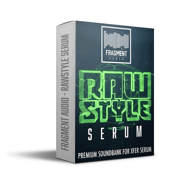Rawstyle Serum