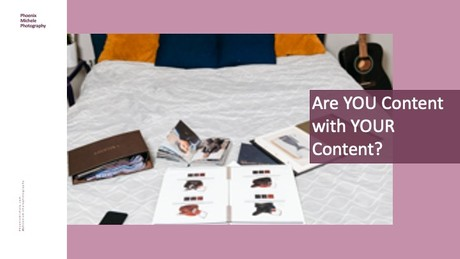 Are You Content with Your Content?
