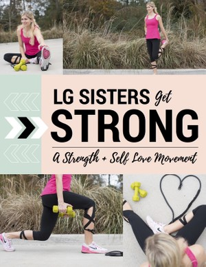 LG Sisters Get Strong Plan