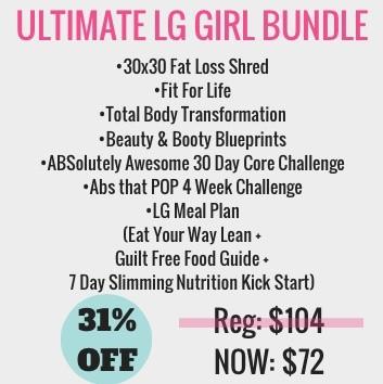 Black Friday Ultimate LG Girl Bundle