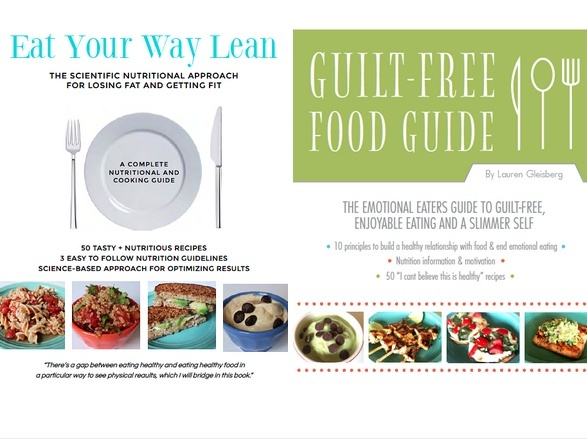 LG Meal Plan (Eat Your Way Lean + Guilt Free Food Guide Ebooks + 7 Day Nutrition Kick Start)