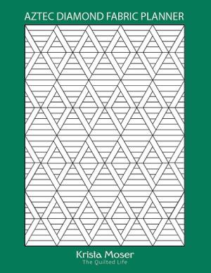 Aztec Diamond Fabric Planner