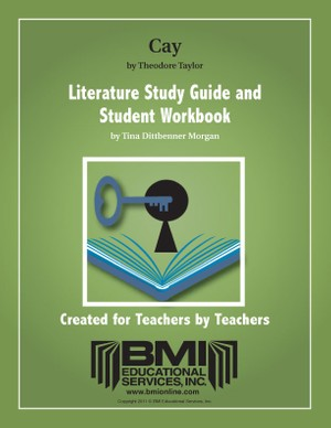The cay a printable workbook   teacherlingo. Com.
