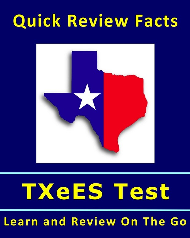 450 Quick Review Facts For Texes Certification Test